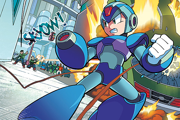 How many mega men are there anyway megaman for Mission exe