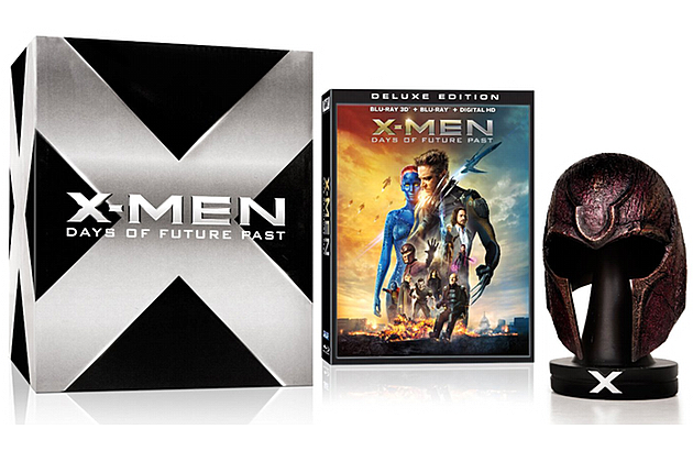 X-Men Days of Future Past Blu-Ray Box set