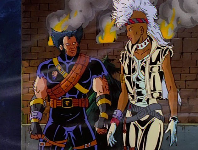 X-Men episode guide screenshot