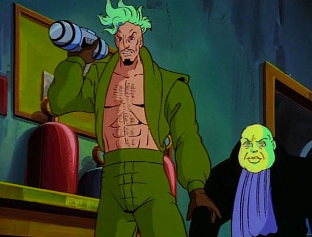 X-Men episode guide screenshot