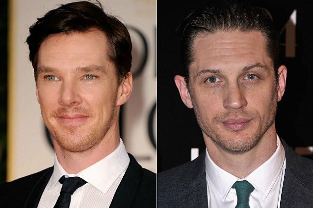 Benedict Cumberbatch Tom Hardy