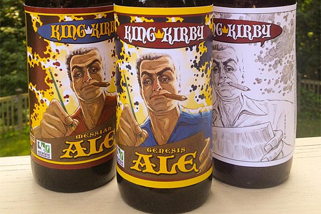 Schmaltz Brewery's King Kirby Genesis Ale