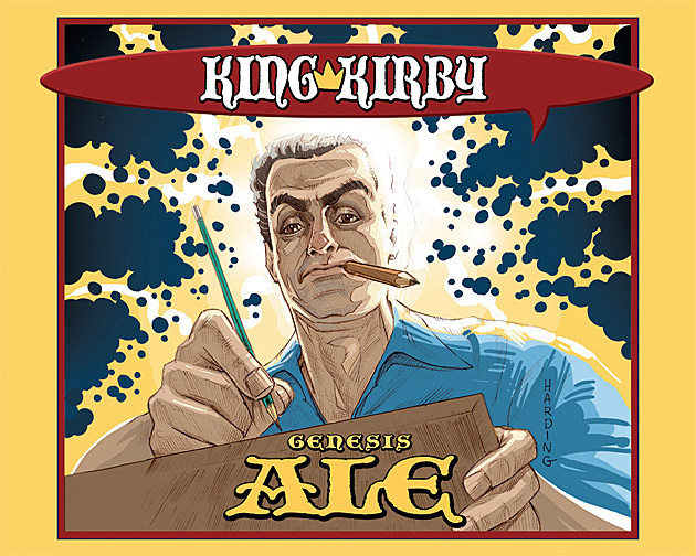 King Kirby Genesis Ale