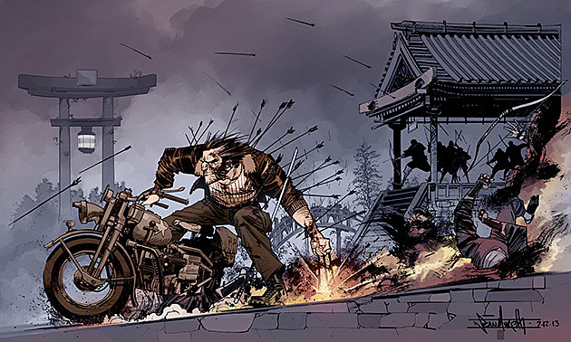 Wolverine by Sean Murphy