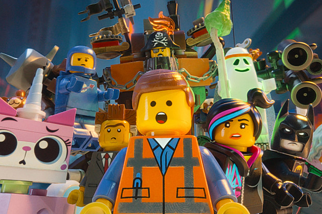 Lego Movie 2 Has a New Release Date - One News Page VIDEO