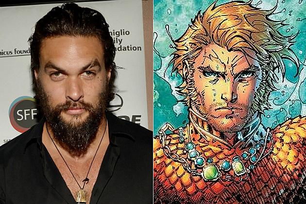 Jason Momoa Aquaman Getty Images DC Comics Jason Momoa Excited To Represent Polynesians As Aquaman