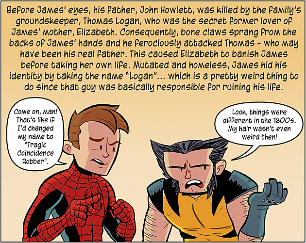 The History of Wolverine Explained Chris Haley Comics Alliance