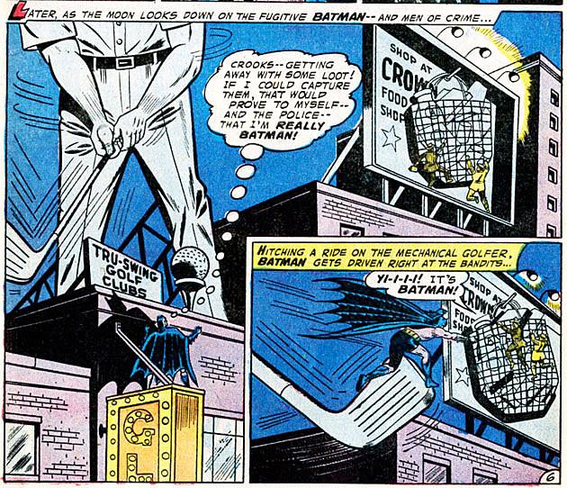 Gotham City by Dick Sprang