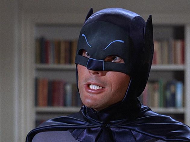 Batman 1x15: Joker Goes To School