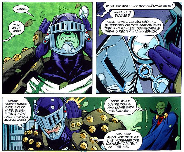 JLA #17, DC Comics