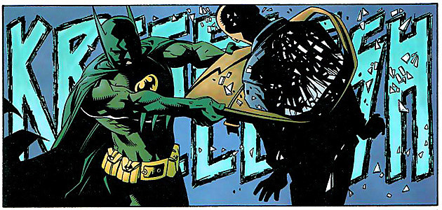 Batman: No Man's Land, DC Comics