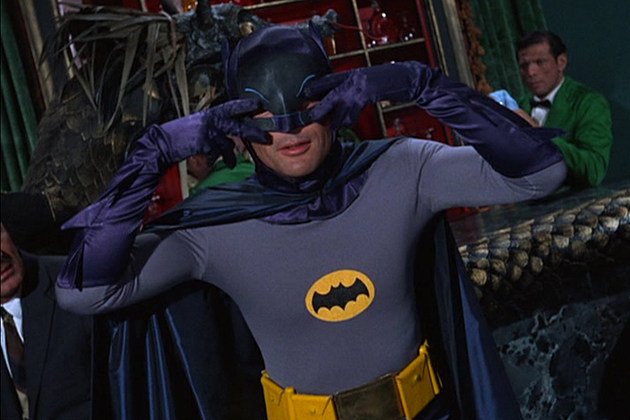 Batman, Episode 1: Hi Diddle Riddle