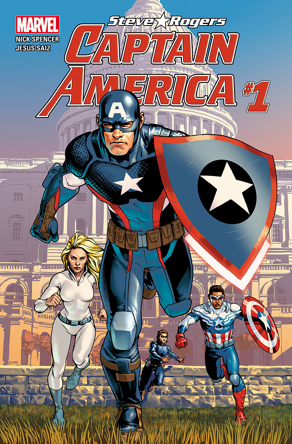 the unsurprising return of steve rogers as captain america. Black Bedroom Furniture Sets. Home Design Ideas