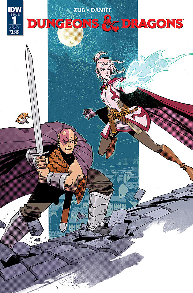 Dungeons & Dragons #1, IDW