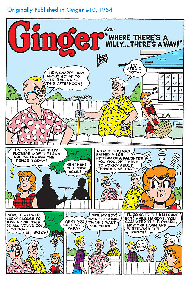 Archie 75 Series: Ginger