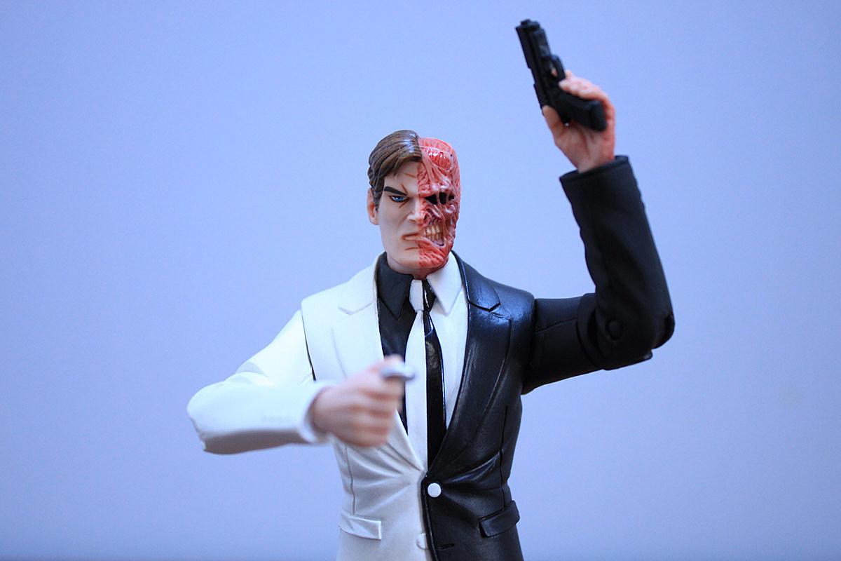 DC Collectibles Designer Series Greg Capullo Two-Face