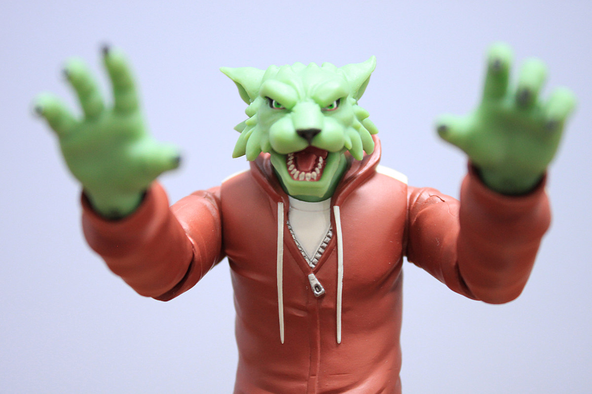 DC Collectibles Designer Series Terry Dodson Teen Titans Beast Boy