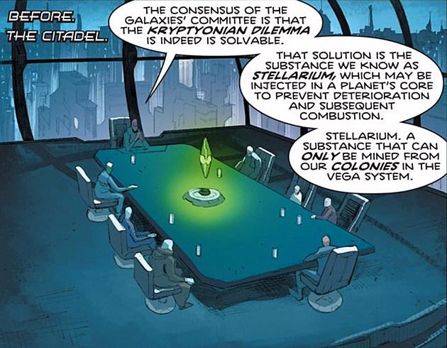 Omega Men, DC Comics