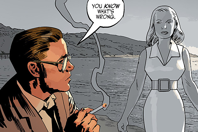 The Fade Out, Ed Brubaker, Sean Phillips, and Elizabeth Breitweiser