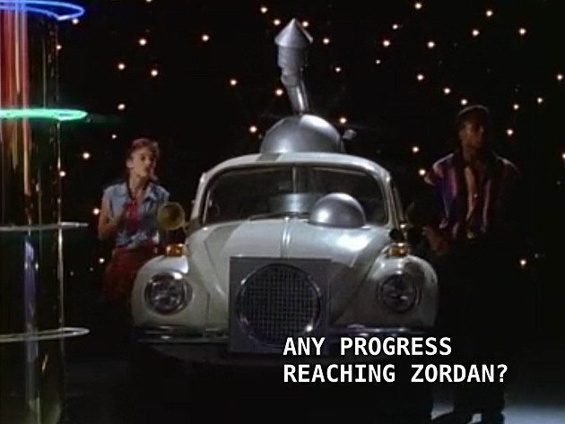 Mighty Morphin Power Rangers Episode 18: Green With Evil, Part II