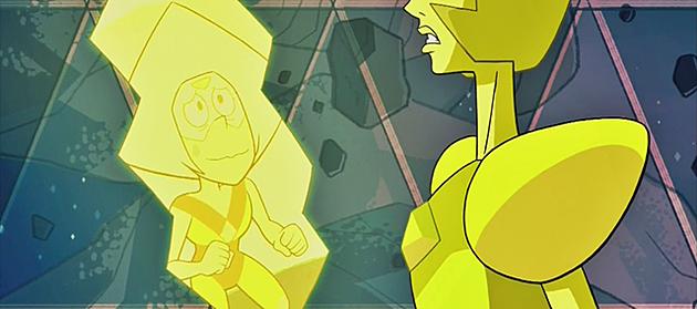 Peridot Yellow Diamond