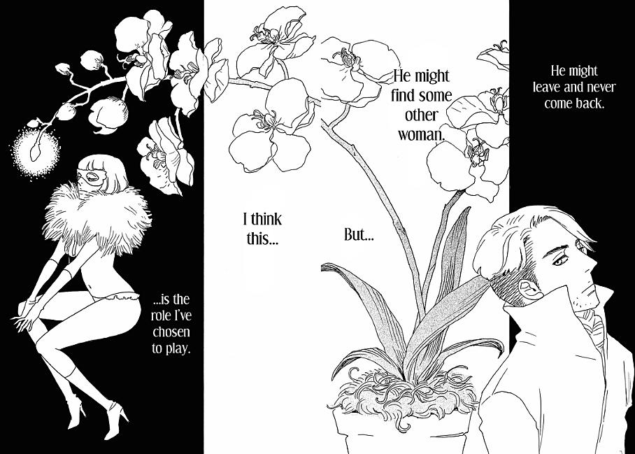 Memoirs of Amorous Gentlemen, Moyoco Anno, Crunchyroll