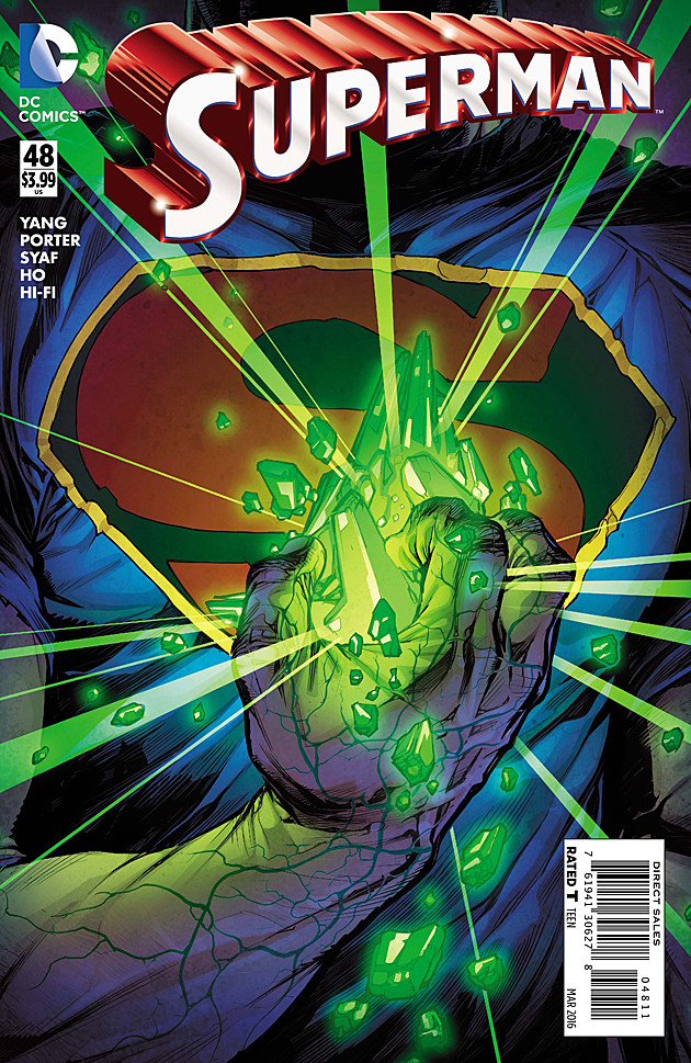 Superman #48, DC Comics