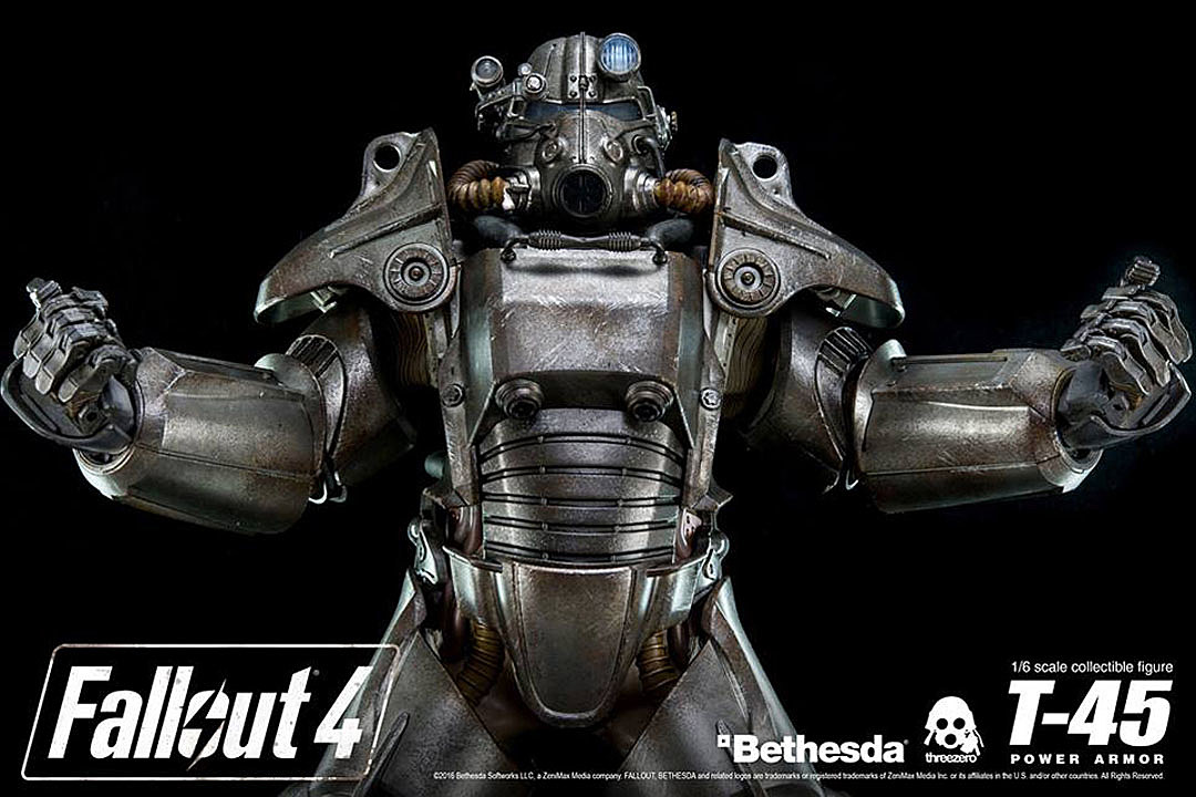 celebrate the apocalpyse with threezero s fallout 4 figure