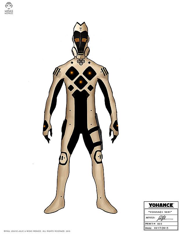 Yohance Suit