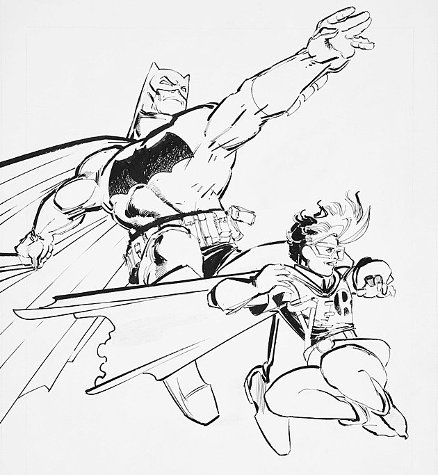 Is Free Comic Book Day Worth It Reddit: Real Troublemaker: Celebrating The Work Of Frank Miller