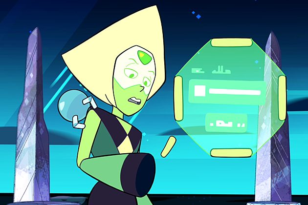 Better logic compassion and peridot in steven universe