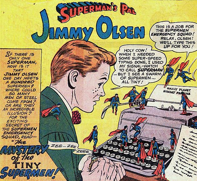 Superman's Pal, Jimmy Olsen #48
