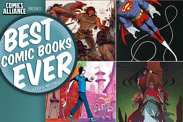 New Comic Book Releases For February 3 2016