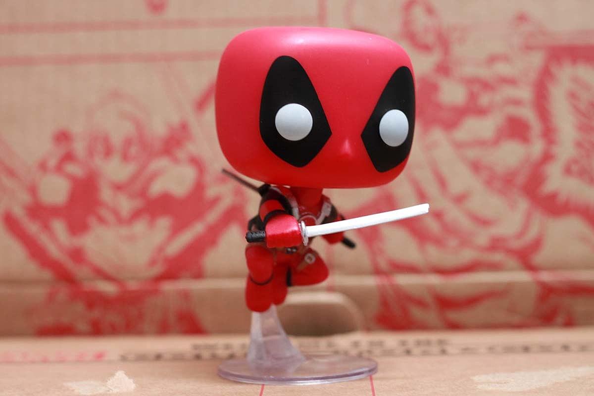 Marvel Collector Corps Deadpool