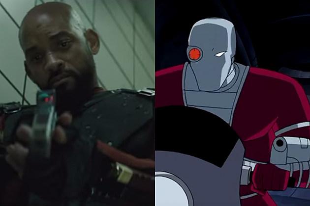 Suicide Squad vs. DC Animated Universe
