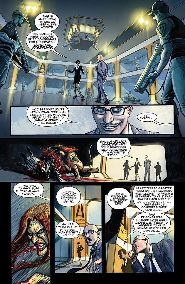 New Suicide Squad #17, DC Comics