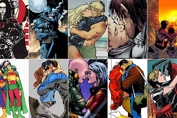 the 30 greatest romantic couples in comics
