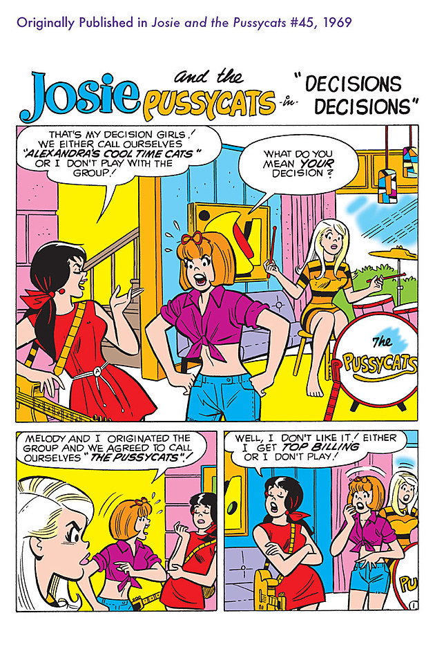 Archie 75 Series: Josie and the Pussycats-38