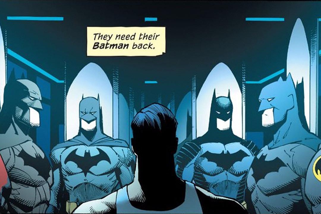 & Fashion Of The Bat: An Examination Of Batmanu0027s New Costume