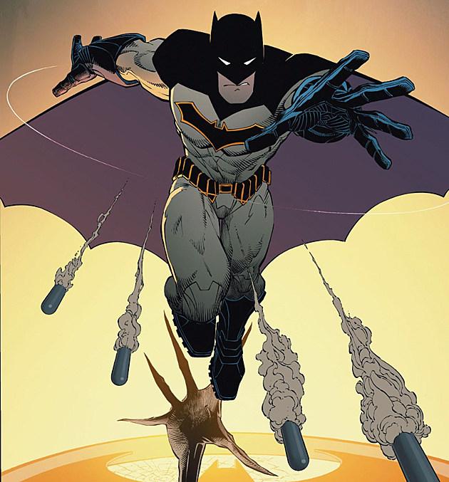 Batman Suit: Fashion Of The Bat: An Examination Of Batman's New Costume