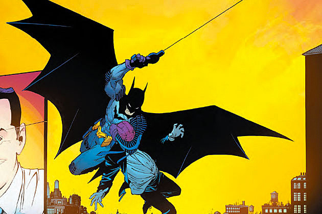 Batman: Zero Year, DC Comics