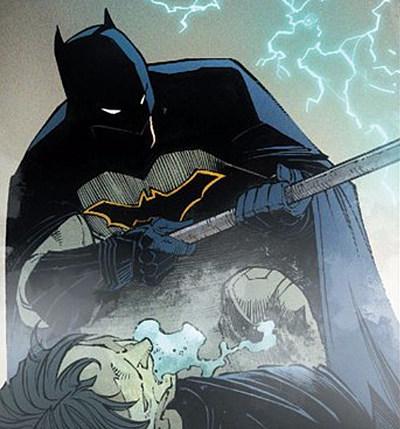 Batman #50, DC Comics