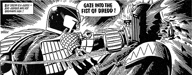Fist-of-Dredd
