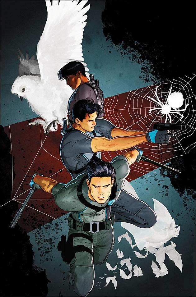 Grayson #18, DC Comics