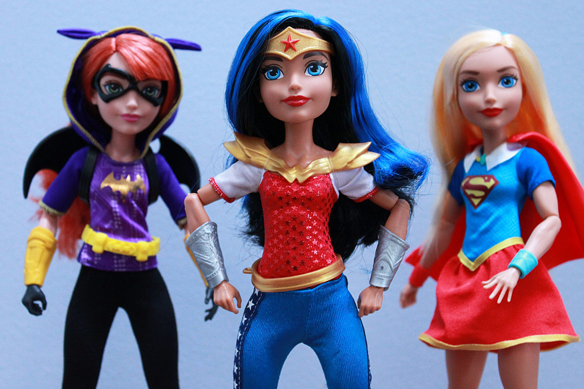 Mattel DC Super Hero Girls