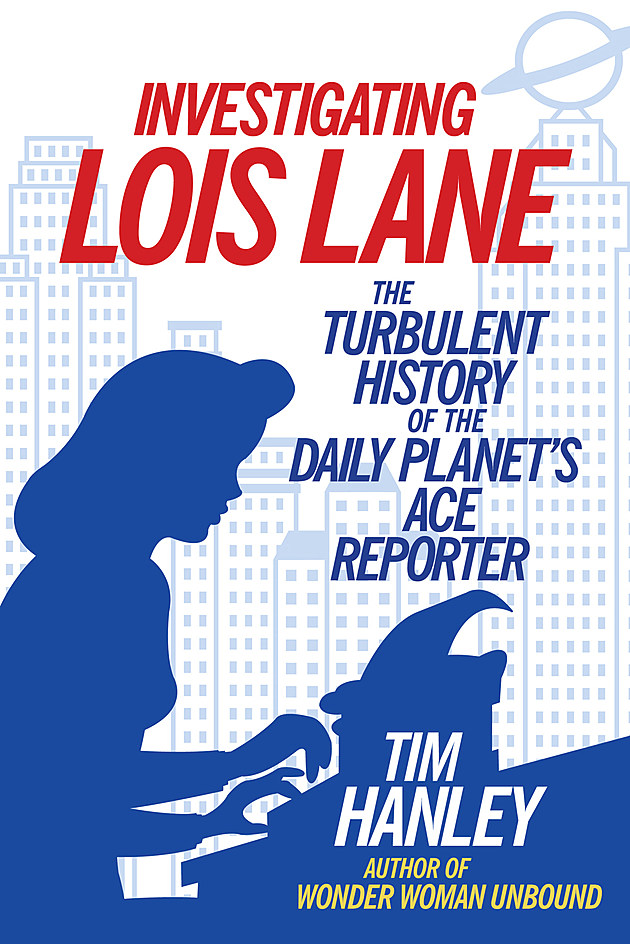 Investigating Lois Lane cover