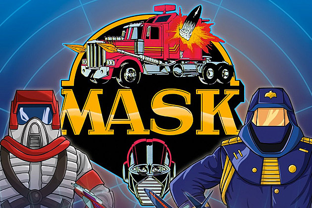 MASK DVD cover