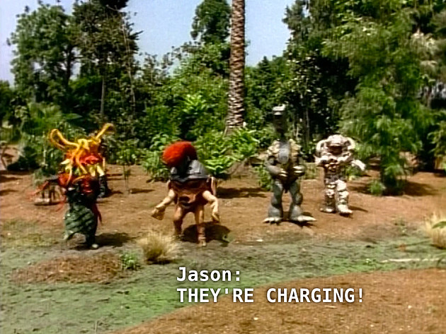 Mighty Morphin Power Rangers Episode 28: Island of Illusion, Part One