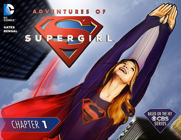 Adventures of Supergirl, DC Comics