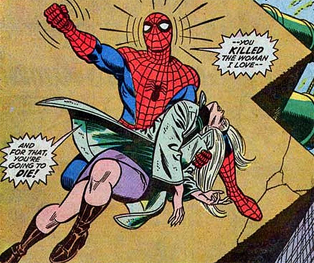 The-Night-Gwen-Stacy-Died